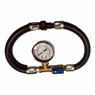 فشار سنج پمپ بنزین و ریل سوخت